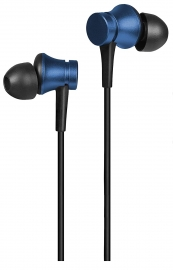 Mi earphones basic (with mic) blue