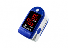 Pulse Oximeter - Blue