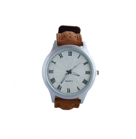 Rise N Shine New Mens White Dial Analogue Casual Watch