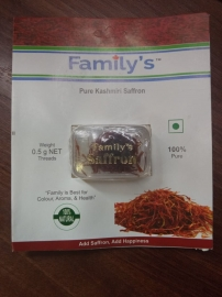 Pure Kashmiri Saffron ( Buy 2 Get 1 Free)