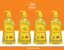 Liquid Hand Wash Sandal 500 Ml ( Combo Of 4 )