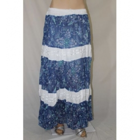 Sarva Long Skirt Multicolor