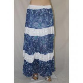 Sarva Long Skirt Multicolor
