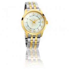 Titan Regalia Sovereign Silver Dial Analog Watch For Men (1752bm01)