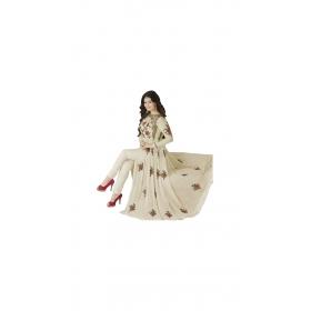 Fancy Bollywood Designer Pink Salwar Suit For Women - Embroidered