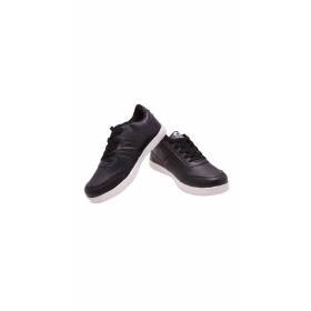 Contablue Canvas Shoes Shoes ( Black )