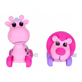 2 Cute Animal Shaped Toys For Kids