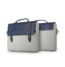 British Style Laptop And Macbook Carry Bag
