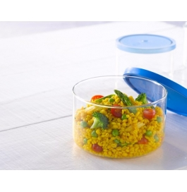 Borosil Gourmet Cook & Store With Lid 1.5l