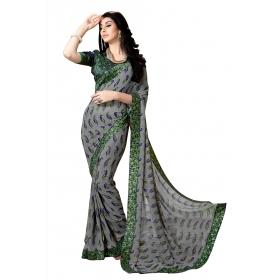 D No 1002 Sha - Shaandar Series - Office / Daily Wear Saree