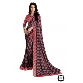 D No 1011 Sha - Shaandar Series - Office / Daily Wear Saree