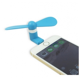 Portable Mini Usb Fan For Iphone 5-5s-5c-6-6plus-6s-6splus.
