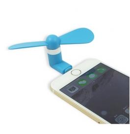 Portable Mini USB Fan For IPhone 5-5s-5c-6-6plus-6s-6sPlus.