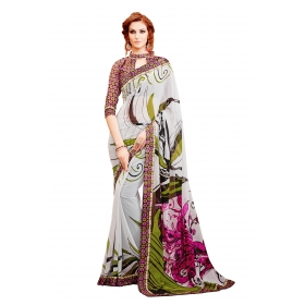 D No 1004 Sher - Sheraton Series - Office / Daily Wear Saree