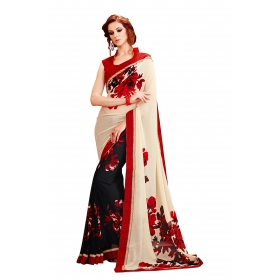 D No 1007 Sher - Sheraton Series - Office / Daily Wear Saree
