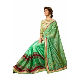 D No 1007 Tou - Touchess Series - Office / Daily Wear Saree