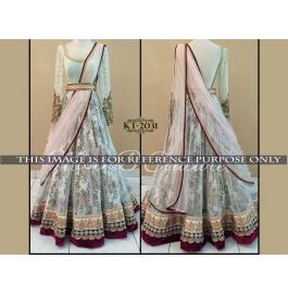 Sas Creations Superb Net Multi Gowns