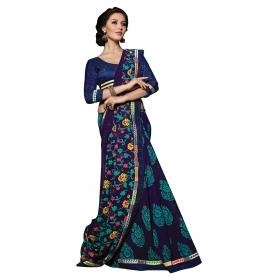 D No 1005 B - Regania Series - Office / Daily Wear Saree