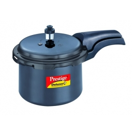Prestige Deluxe Plus Induction Based Hard Anodised Pressure Cookers : 3 Litre