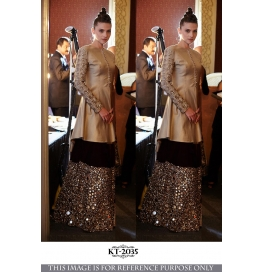 Indian Designer New Style Gorgeous Dress
