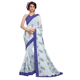 D No 1005 Time - Time Out Series - Office / Daily Wear Saree