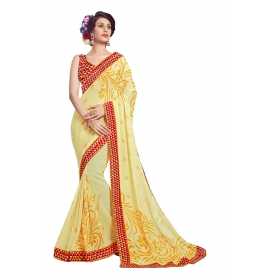 D No 1010 Time - Time Out Series - Office / Daily Wear Saree