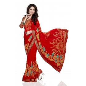 D No 1006 Sit - Sitare Series - Office / Daily Wear Saree