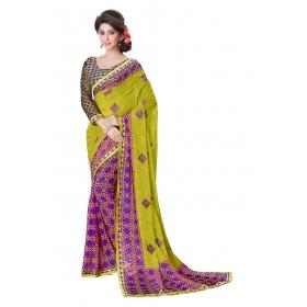 D No 1003lam - Lamhe Series - Office / Daily Wear Saree