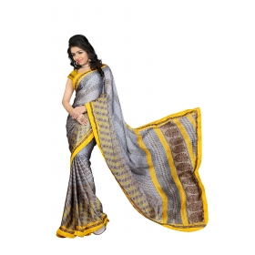 D No 105spr - Spring Velly Series - Office / Daily Wear Saree