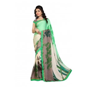 D No 110spr - Spring Velly Series - Office / Daily Wear Saree