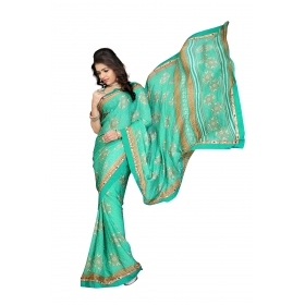 D No 112spr - Spring Velly Series - Office / Daily Wear Saree