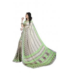 D No 114cha - Charminar Series - Office / Daily Wear Saree