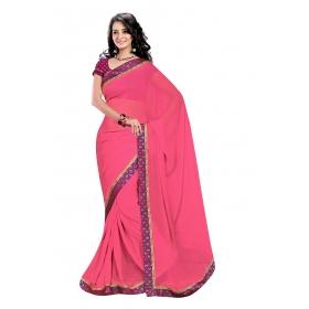 D No 1002 Sin - Sindhoori Series - Office / Daily Wear Saree