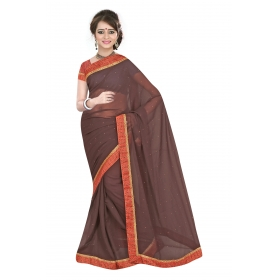 D No 1003 Sin - Sindhoori Series - Office / Daily Wear Saree