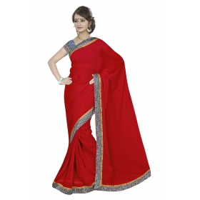 D No 1012 Sin - Sindhoori Series - Office / Daily Wear Saree