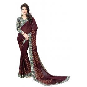 D No 1006 Satya - Satya Paul Vol - 2 Series - Office / Daily Wear Saree