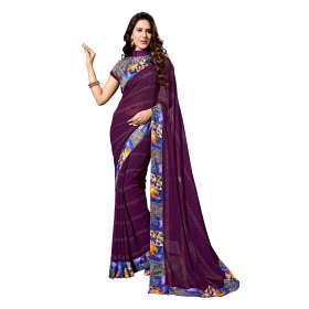 D No 1002 Sp - Satya Paul Vol - 1 Series - Office / Daily Wear Saree