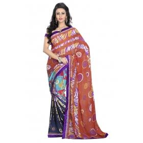 D No 102 - Chitra Khata Series - Office / Daily Wear Saree