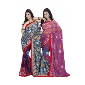 D No 108 - Chitra Khata Series - Office / Daily Wear Saree