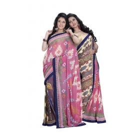 D No 110 - Chitra Khata Series - Office / Daily Wear Saree