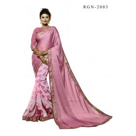 D No 2003 Rang 2 - Rangoon Vol - 2 Series - Office / Daily Wear Saree