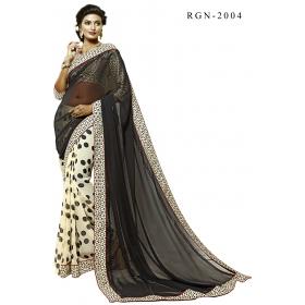 D No 2004 Rang 2 - Rangoon Vol - 2 Series - Office / Daily Wear Saree