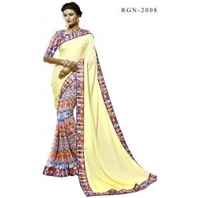 D No 2008 Rang 2 - Rangoon Vol - 2 Series - Office / Daily Wear Saree