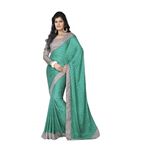 D No 1009 - Swarna Pankh Series - Office / Daily Wear Saree