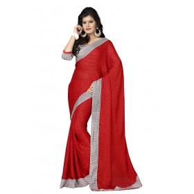 D No 1011 - Swarna Pankh Series - Office / Daily Wear Saree