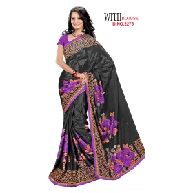 D No 2275 - London Beauty Series - Office / Daily Wear Saree