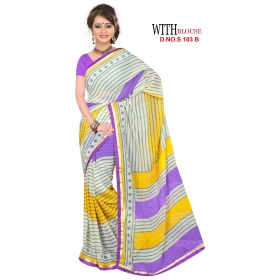 D No 103 B - Sonikudi Series - Office / Daily Wear Saree