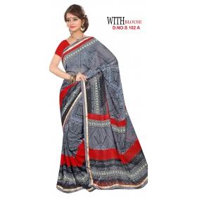 D No 102 A - Sonikudi Series - Office / Daily Wear Saree