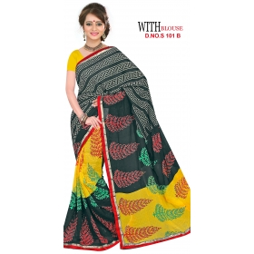 D No 101 B - Sonikudi Series - Office / Daily Wear Saree