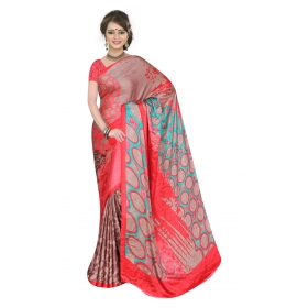 D No 1882 Kasturi - Kasturi Silk Series - Office / Daily Wear Saree